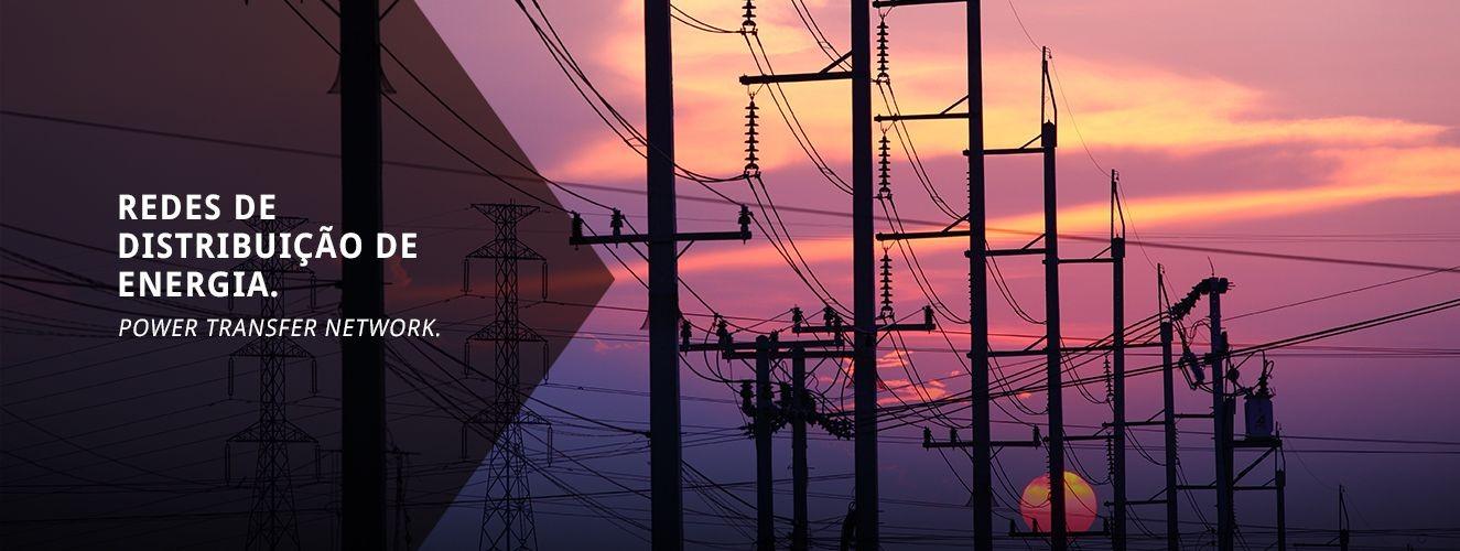 Redes de Distribuição de Energia